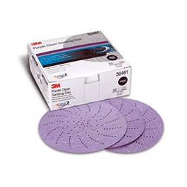3M Discos Hookit Purpura 150mm