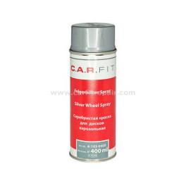 Carfit Aluminio Llantas Spray 400ML