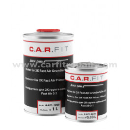 CARFIT  New Catalizador HS Alto Espesor 3:1 1L Black Label