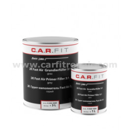 CARFIT New Aparejo HS Alto Espesor 3:1 Black Label BLANCO 1L
